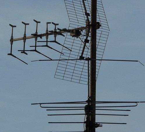 antenna tv esterna