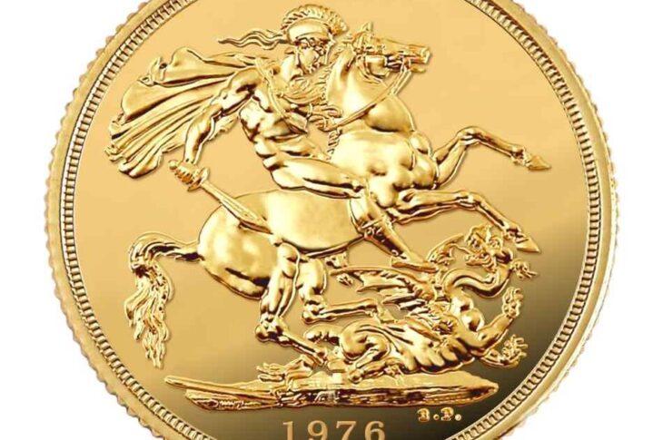 dove comprare sterlina d'oro