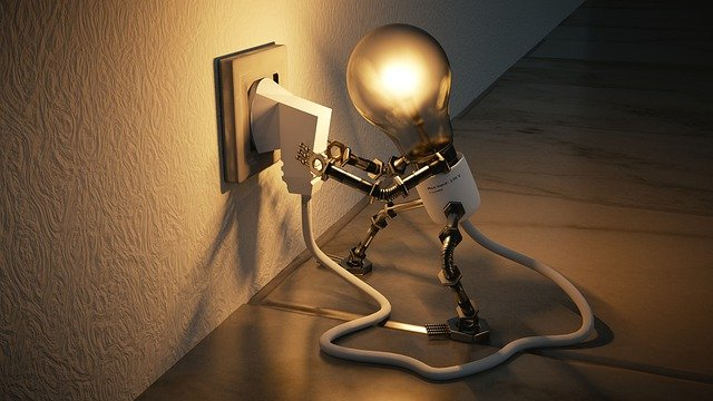 energia elettrica utilizzata in casa